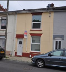 Thumbnail 3 bed terraced house to rent in Albert Street, Gosport