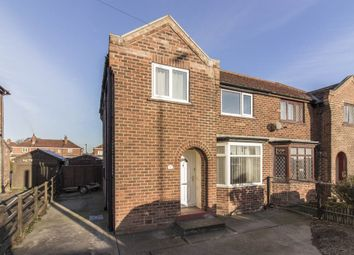 Thumbnail 3 bedroom semi-detached house for sale in Catterick Road, Catterick Garrison, North Yorkshire.