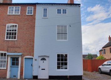 Thumbnail 3 bedroom end terrace house for sale in Clapgun Street, Castle Donington, Derby