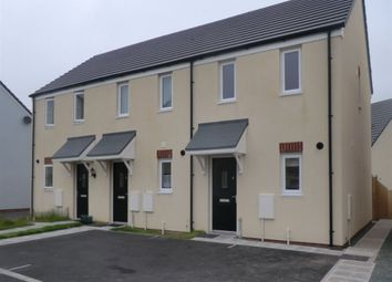 Thumbnail 2 bed property to rent in Gleneagles Close, Hubberston, Milford Haven