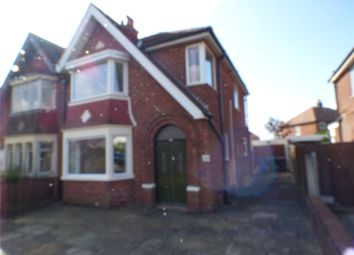 Thumbnail 3 bed semi-detached house to rent in Victoria Road East, Thornton-Cleveleys, Lancashire