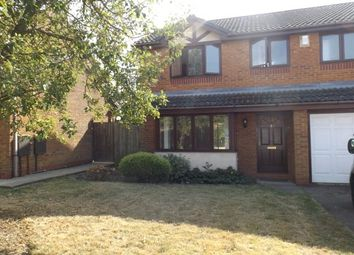 Thumbnail 4 bed property to rent in Claremont Drive, Market Harborough