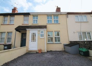 Thumbnail 3 bed terraced house for sale in Poplar Road, Warmley, Bristol