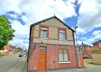 Thumbnail 1 bedroom flat to rent in Warrington Street, Fenton, Stoke-On-Trent