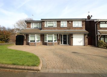 Thumbnail 4 bed detached house for sale in Millom Grove, Liverpool, Merseyside