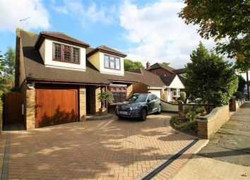 Thumbnail 4 bed detached house for sale in Bradley Avenue, Benfleet