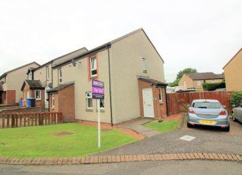 Thumbnail 3 bedroom end terrace house for sale in Bishops Park, Livingston