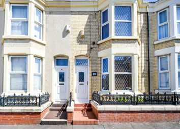 Thumbnail 2 bed terraced house for sale in Saxony Road, Kensington, Liverpool