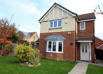 Thumbnail 3 bed detached house to rent in Kingfisher Way, Fleetwood