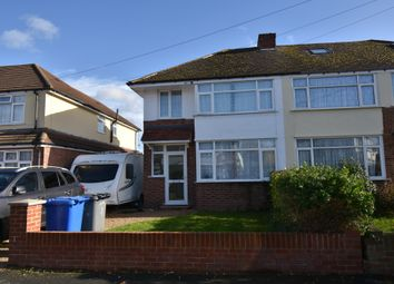 Thumbnail 3 bed semi-detached house to rent in Laggan Square, Maidenhead