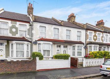 Thumbnail 3 bed terraced house for sale in Cranbrook Road, Thornton Heath