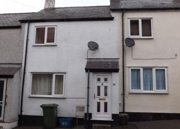 Thumbnail 2 bed terraced house to rent in South Penrallt, Caernarfon, Gwynedd