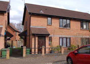 Thumbnail 1 bed maisonette to rent in Horsebrass Drive, Bagshot