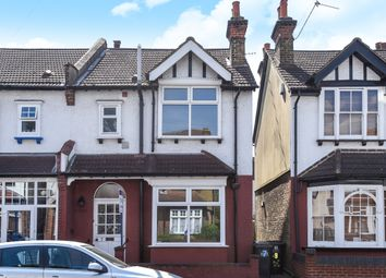 Thumbnail 3 bed semi-detached house for sale in Windermere Road, Addiscombe, Croydon