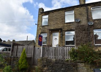 Thumbnail 3 bed end terrace house for sale in Regent Street, Queensbury, Bradford