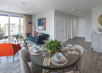 Thumbnail 2 bedroom flat for sale in Fleet Road, Barking