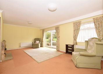 Thumbnail 4 bed bungalow for sale in Birling Avenue, Bearsted, Maidstone, Kent