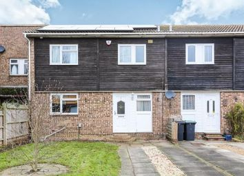 Thumbnail 2 bed terraced house for sale in Poplar Close, Sandy, Bedfordshire, .