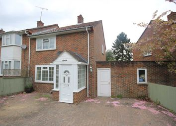 Thumbnail 2 bedroom end terrace house for sale in Mansfield Crescent, Bracknell