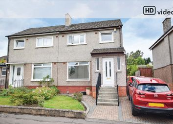 Thumbnail 3 bed semi-detached house for sale in Cunningham Drive, Giffnock, Glasgow