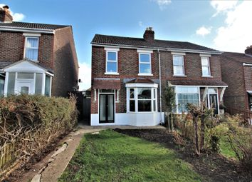 3 bed semi-detached house for sale in Portsdown Road, Portsmouth PO6