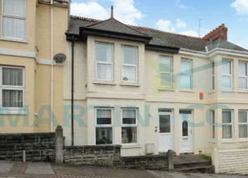 Thumbnail 3 bed terraced house for sale in Norton Avenue, Lipson, Plymouth, Devon