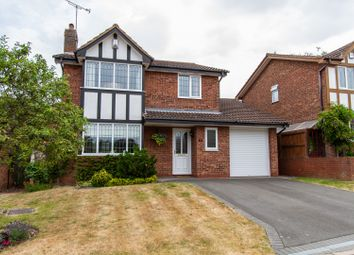 Thumbnail 4 bed detached house for sale in Fourfields Way, Arley