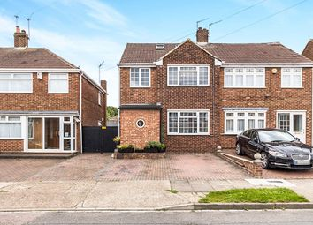 Thumbnail 4 bed semi-detached house for sale in Patterdale Road, Dartford