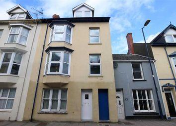 Thumbnail 9 bed terraced house for sale in Gerddi Gwalia, Portland Road, Aberystwyth