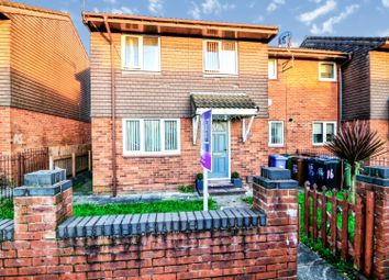 Thumbnail 3 bedroom semi-detached house for sale in Alvanley Crescent, Stockport