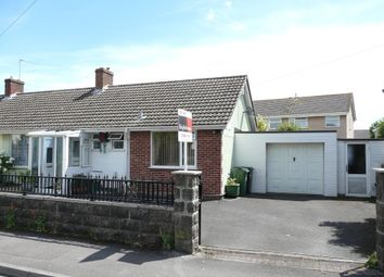 Thumbnail 2 bed semi-detached bungalow for sale in Ebdon Road, Weston-Super-Mare, Worle