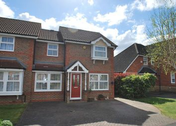 Thumbnail 3 bed property for sale in Hillier Place, Chessington