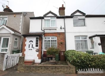 Thumbnail 3 bed end terrace house for sale in Corbylands Road, Sidcup, Kent, .