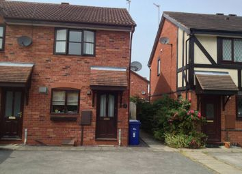 Thumbnail 2 bed semi-detached house to rent in Seymour Avenue, Stretton, Burton On Trent