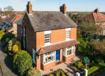 Thumbnail 4 bed detached house for sale in The Hurst, Kingsley, Frodsham