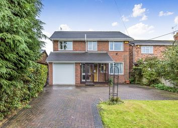 4 bed detached house for sale in Macclesfield Road, Holmes Chapel, Crewe CW4
