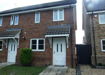 Thumbnail 2 bedroom semi-detached house for sale in Beck Row, Bury St. Edmunds, Suffolk
