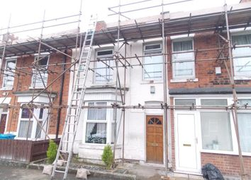 Thumbnail 4 bedroom terraced house for sale in Walter's Terrace, Kingston Upon Hull