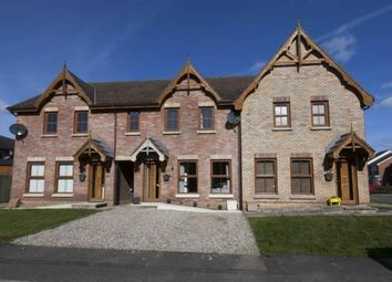 Thumbnail 3 bed terraced house to rent in Bridgelea Cottages, Conlig, Newtownards