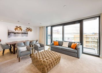 Thumbnail 3 bed flat to rent in Chelsea Island, Chelsea Harbour