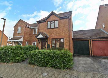 Thumbnail 3 bed semi-detached house to rent in Champflower, Furzton, Milton Keynes