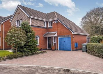 Thumbnail 4 bedroom detached house for sale in Orchard Close, Euxton, Chorley, Lancashire