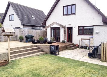 Thumbnail 4 bed detached house to rent in Martin Drive, Stonehaven