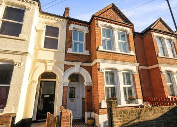 Thumbnail 3 bedroom terraced house for sale in Overcliff Road, Lewisham, London