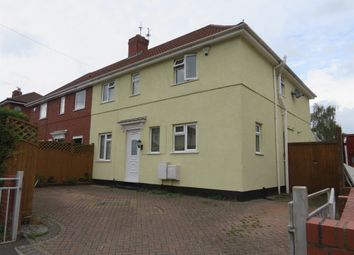 Thumbnail 4 bed semi-detached house for sale in Elberton Road, Bristol