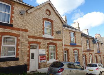 Thumbnail 2 bedroom terraced house for sale in Hilton Road, Newton Abbot