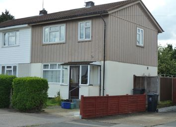 Thumbnail 4 bed semi-detached house to rent in Conyers Way, Loughton