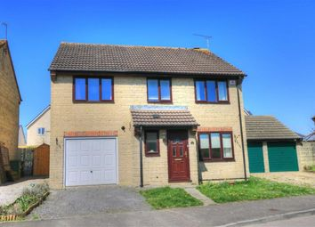 Thumbnail 4 bed detached house for sale in 31, Michael Pyms Road, Malmesbury