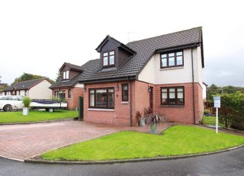 Thumbnail 3 bed detached house for sale in Woodfield, Uddingston, Glasgow