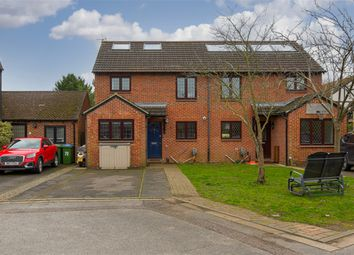 Thumbnail 5 bed semi-detached house for sale in Kings Chase, East Molesey